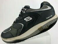 Skechers Shape Ups XT Talas Walking Shoes Gray Toning Fitness Sneakers Mens US13