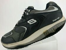 Skechers Shape Ups XT Talas Walking Scarpe Grigio Tonificanti Fitness Scarpe da ginnastica da uomo US13
