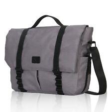Classic Men's Style Casual Messenger Shoulder Bag College Satchel Cross-body Bag