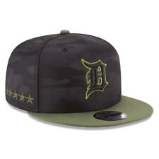 Detroit Tigers Hat New Era 2018 Memorial Day Snapback MLB 9FIFTY Adjustable