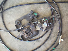 87 - 93 CHRYSLER LEBARON Convertable TRUNK ACTUATOR/RELEASE AND CABLE