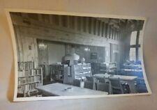 1947+ RPPC Postcard Germany Castle Nazi School LIBRARY Alps Deidl Sonthofen