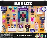 Roblox Celebrity Collection - Fashion Famous Playset NEW