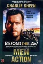 Beyond The Law - Charlie Sheen,Linda Fiorentino - Worldwide All Region New DVD