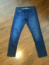 WOMENS BANANA REPUBLIC SKINNY JEANS  30 R   8; ?