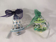 Lenox Ornaments Delicate Sparkling Glass Ornaments 2