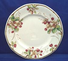 "12"" Chop Plate Serving Platter Villeroy Boch PORTOBELLO Mauve Brown Flowers"