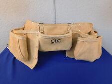 CLC Custom Leathercraft 527X Heavy Duty Suede Construction Work Tool Belt