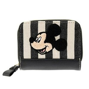 NEW Disney Store Japan Mickey Mouse Wallet Purse Chenille from Japan F/S