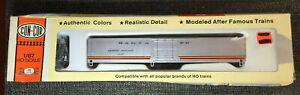 Con-Cor HO No.0001-001050 Santa Fe 60' MHC Box Car #1117 Kit !!