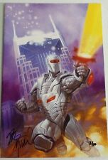 ROM #1 Starbase 1552 Comics exclusive SIGNED BY Dave Dorman! Virgin Cover!