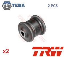 2x TRW CONTROL ARM WISHBONE BUSH PAIR JBU153 P NEW OE REPLACEMENT