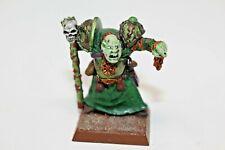 Warhammer Warriors Of Chaos Nurgel Champion Well Painted Metal - JYS81