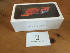 NEW SEALED Apple iPhone 6s PLUS 128GB A1687 SPACE GREY UNLOCKED 1 YEAR WARRANTY