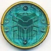 Bandai Masked Kamen Rider OOO Premium P3 O Medal Coin Core Kuwagatayo Rare