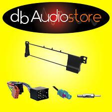 Mascherina+Cavi ISO e Antenna per Autoradio 1 Din per BMW Serie3 E46 '98 > '01