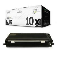 10x MWT Pro Cartucho Compatible para Brother HL-2150-N HL-2170-WR HL-2150-NR
