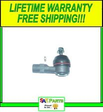 NEW Heavy Duty Deeza MS-T203 Steering Tie Rod End, Front Outer
