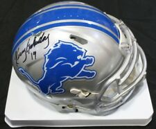 Kenny Golladay Signed Speed Mini Helmet Detroit Lions ~ Golladay Authentic Auto