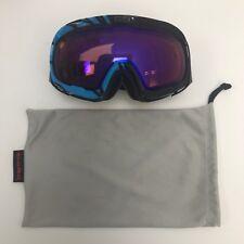 BOLLÉ Blue Purple Ski Snowboarding Goggles Fade Unisex Outdoor Activity 36660