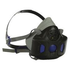 3m Hf 802sd Half Mask Respiratorsiliconegray