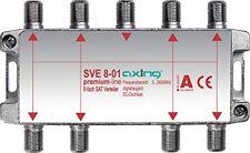 Amplificadores de señal y filtros Axing para TV
