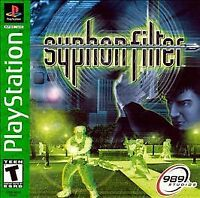 Syphon Filter (Sony PlayStation 1, 1999) PS1 Disc only