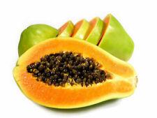 20Pcs Rare Papaya Fresh Seeds Fragrant Sweet Fruits Perennial Winter Home Garden
