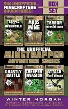 An Unofficial Minetrapped Adventure Series Box Set: Six Unofficial Minecrafters
