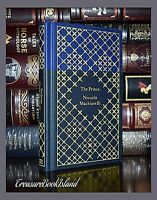 Prince by Niccolo Machiavelli Ribbon New Hardcover Deluxe Collectible