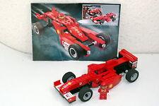 Lego Racers ferrari 8362 ferrari f1 Racer 1:24 por el comerciante
