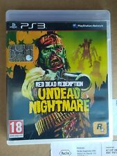 Red dead redemption undead nightmare ps3 rock star games