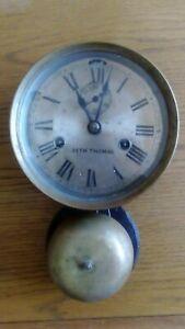 seth thomas marine clock with bell
