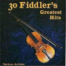 30 FIDDLER'S GREATEST HITS - VARIOUS ARTISTS - CD - *BRAND NEW/SEALED*