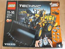 Lego Technic 42030 VOLVO L350F Radlader gebrau. incl. Power Functions, OVP, Anl.
