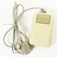 Vtg Apple Macintosh Mouse Model M0100 1980s Untested