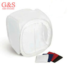 "Photography Softtent 80cm/31.5"" Photo Studio Soft Box Cube Light Tent"