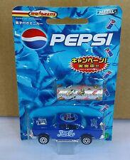 Majorette Kabaya Serie Japon ( From Japan ) 1/64 Chevrolet Chevy 57 Pepsi RARE