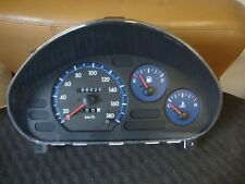 GM Daewoo Matiz 0,8 38kW 1998 Tacho Kombiinstrument 96621424