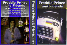 HBO ON LOCATION 1976 FREDDIE PRINZE AND 1978 ROBIN WILLIAMS  2 DVD SET