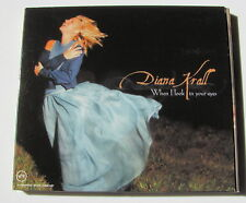 DIANA KRALL . WHEN I LOOK IN YOUR EYES . CD Digipack