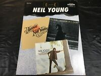 Classic Neil Young Guitar Tablature Songbook - Guitar Tab Sheet Music