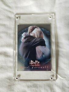 Buffy the Vampire Slayer Trading Card – Autographed – Josh Whedon