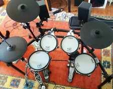 Roland Full Meshhead E-Drumset, Td-15 Modul, VH-11, DW 7000, CY-12/13 etc. Top!