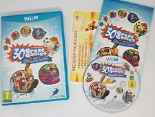 Family Party 30 Great Games Obstacle Arcade (Wii U) VGC FAST FREE UK POST
