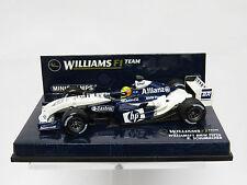 F1 Williams BMW FW26 R. Schumacher Minichamps Nr. 400040004