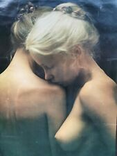 Annette - Reflections - Erotic Photo By David Hamilton - Rare 1976 Art Poster