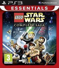 Lego Star Wars The Complete Saga - Essentials - PS3 Playstation 3
