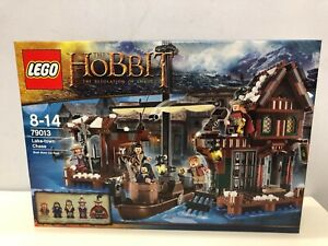 LEGO 79013 Lord of the Rings Hobbit LAKE TOWN CHASE Sealed NEW, RARE