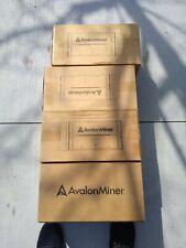 Avalon miner 741 btc miner